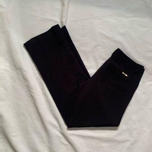 "Michael Kors Size 6 Black Trousers Inseam 34"""